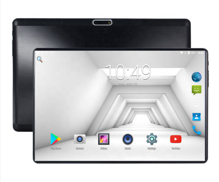 12 zoll 4G telefon-gespräche Deca core CPU android 8.0 tablet pc mit dual sim