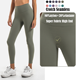 US Size Super Fabric High End Womens Fitness Yoga Leggings All Color Gym Workout Butt Lift High Waist Yoga Pants Wholesale