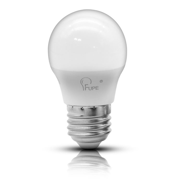 Super Bright High Quality PC Cover 5W E14 Led Bulb in Stock