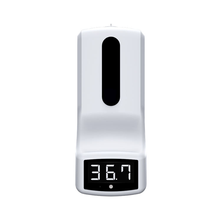 Great Disinfection Machine Fever Detection Touchless Wall Mounted Thermal Scanner