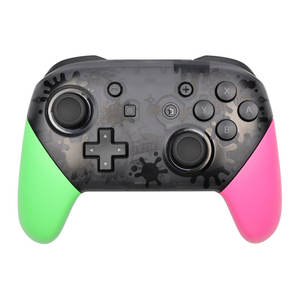 Switch Pro wireless game controller with screen capture and vibration function with color box