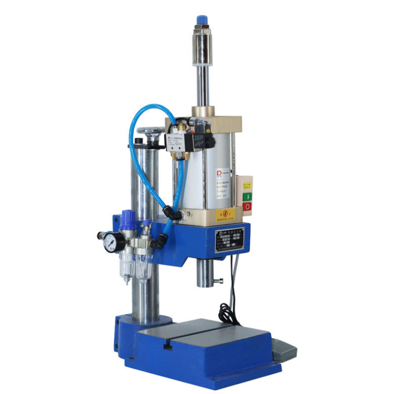 200kg Pneumatic punching machine 63 type bench power press high precision riveting machine hole punching machines