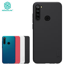 Nillkin for Xiaomi Redmi Note 8T Matte Back Cover Super Frosted Shield Case phone cases
