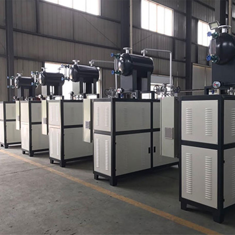 60Kw Low Energy-Consumption Electric Thermic Fluid Oil Boiler Heater for Heating Reactor