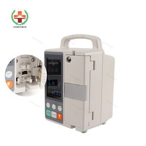Sy-G076-2 Large Screen Curvilinear Peristaltic Infusion Pump in stock