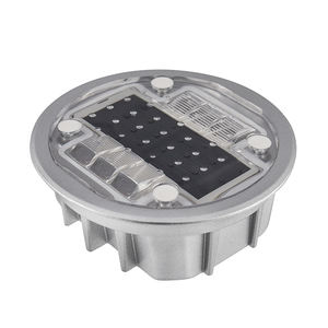 NOKIN Aluminum LED 30T Resistance Solar Road Stud for highway