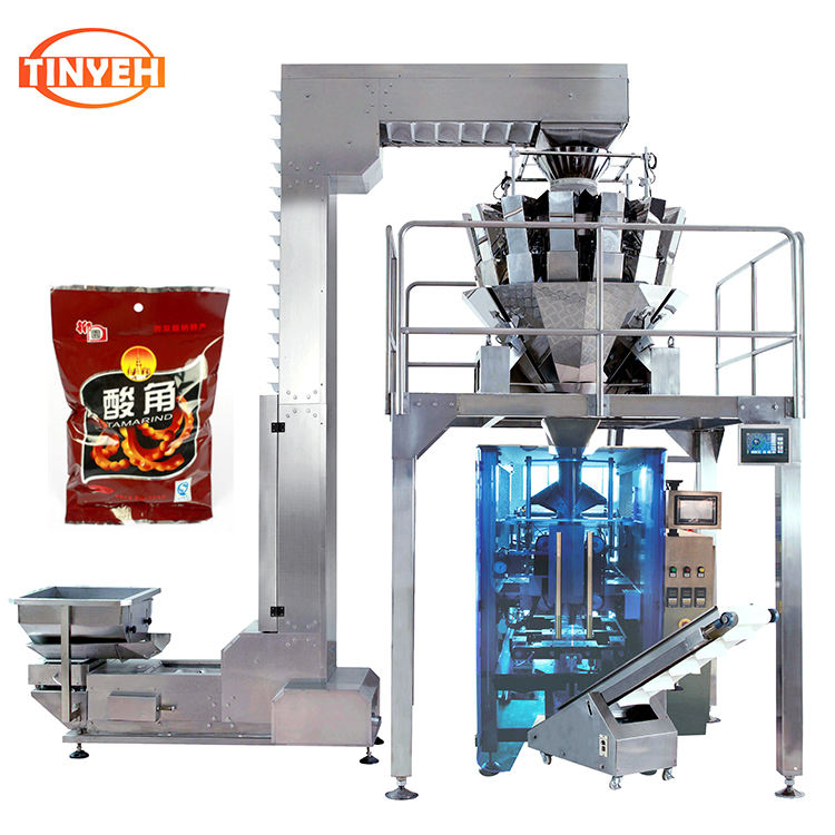 Chocolates, Gummy Bear, Peanuts, Bubble Gum Volumerical Cup Packing Machine