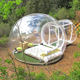 cheap hotel bubble room hotel inflatable house bubble tent for sale