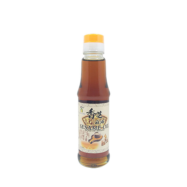 150ml HACCP Hot Sell Cheap Price Natural Cooking Oil 100% Pure Sesame Seed Oil