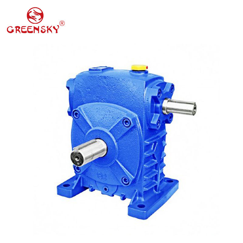 Factory Directly Sale Cheap Price Warm Gear Speed Reducer