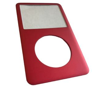 Red gold Front cover housing for iPod classic 80GB 120GB 160GB