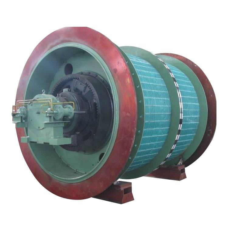 Explosion-proof wire rope mine winch 100 ton