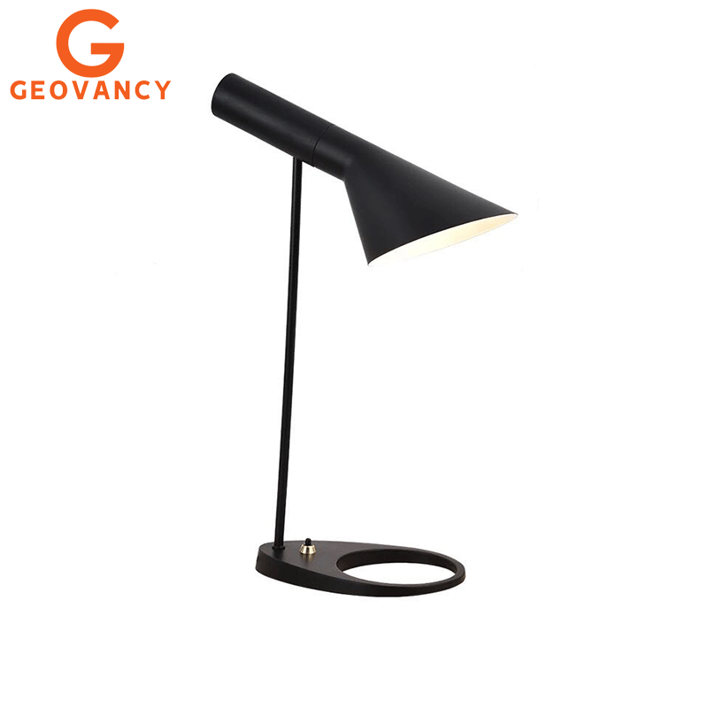 China reading rustic portable table lamp decorative led desk lamp