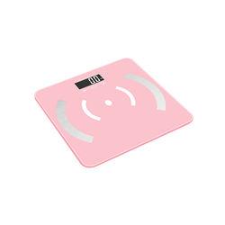 SALOY Professional Measure electronic precision glass digital body fat analyzer