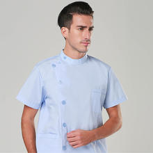 Chinese factory design male nurse uniform clothes for medical worker At Wholesale Price