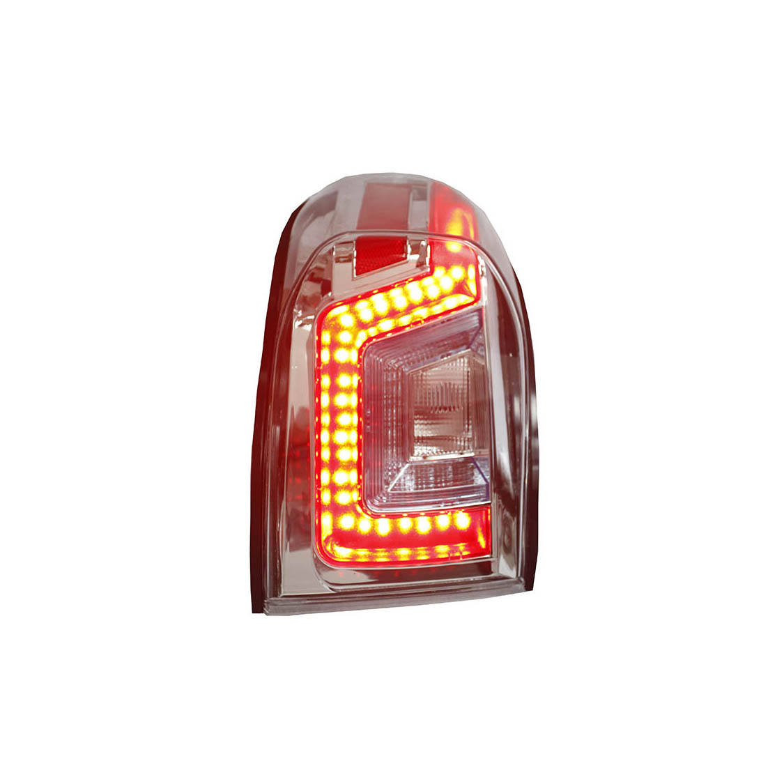 Hot sale car tail light manufacturer tail lamp for fj cruiser 2007-2018