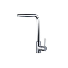 deck mounted brass chrome  bathroom grifo kitchen sink faucet