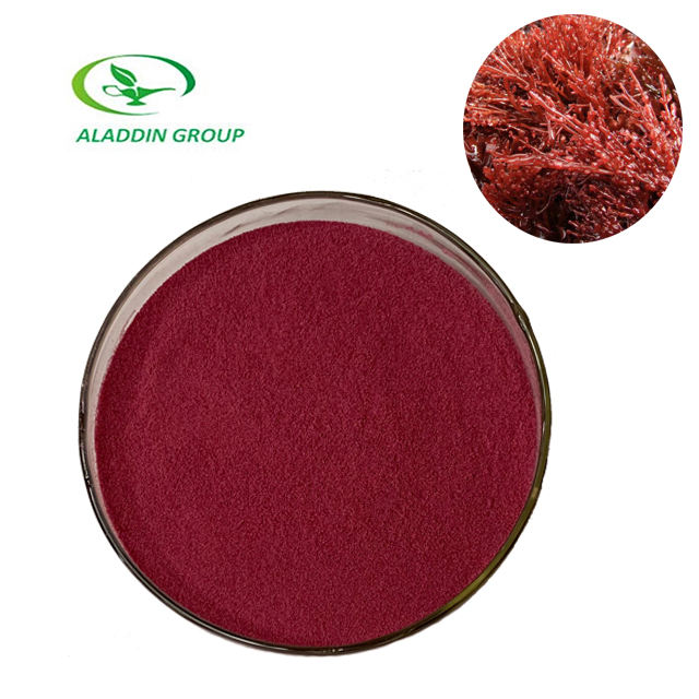 ISO best price top qualtity natural organic red algae extract powder