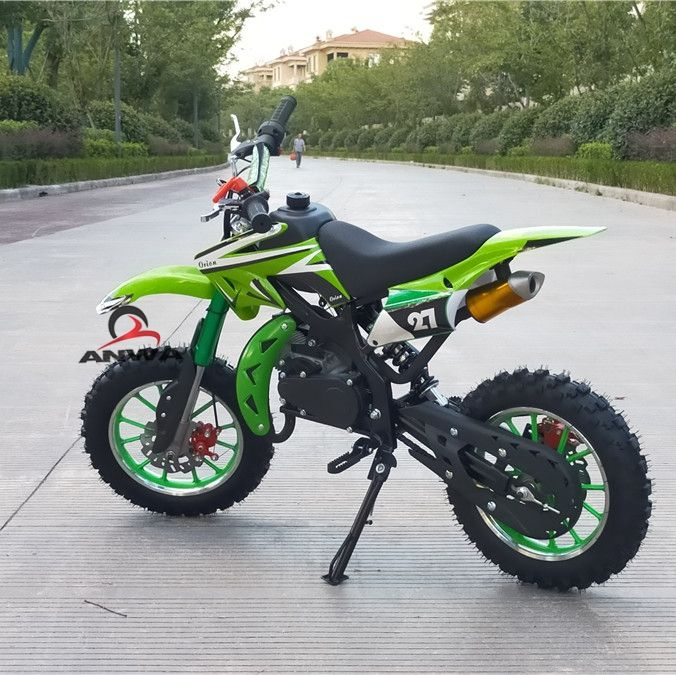 Mini Kids Off Road 49CC Dirt Bike, Xe Máy, Moto Cross