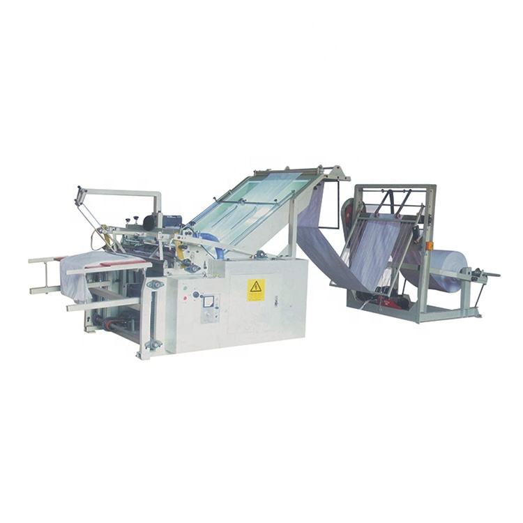 Factory price automatic plastic rice bags making machine pp woven bag cutting machine