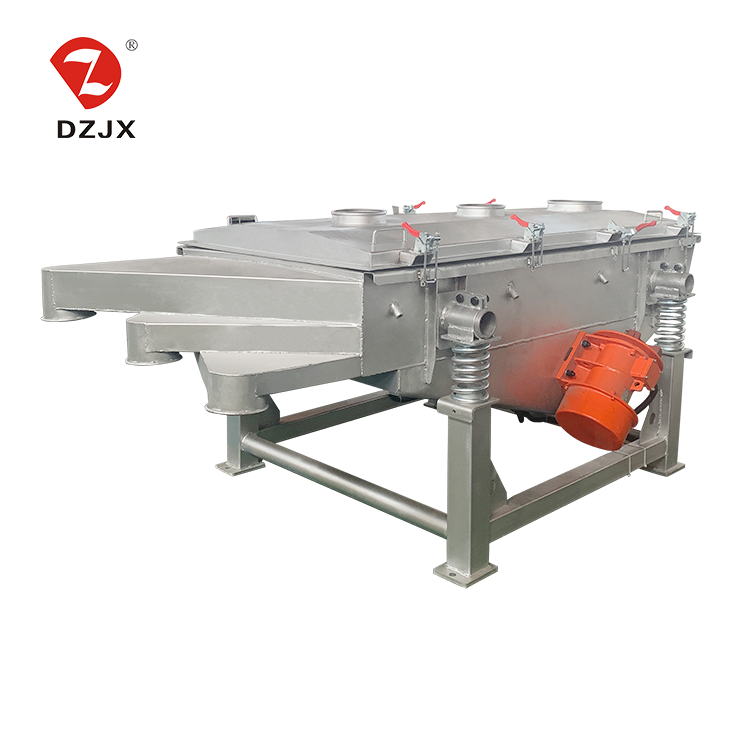 ZSQ Rectangular linear vibrating sieve sifter