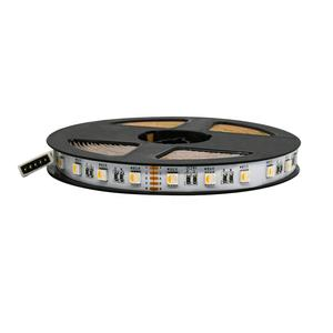 Hot sell 4pin1 adressable led chip wifi 5m 24V 5050 rgbw lamp Led Strip Light