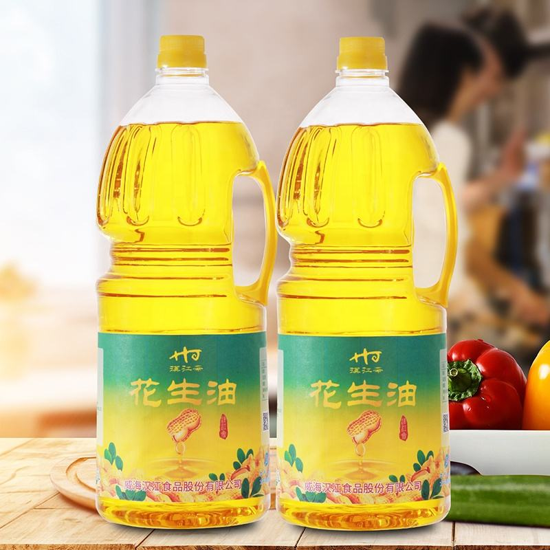100% Natural peanut oil price pure refined groundnuts edible cooking oil for food
