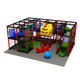 Children Play Area Commercial Plastic Indoor Soft Playground