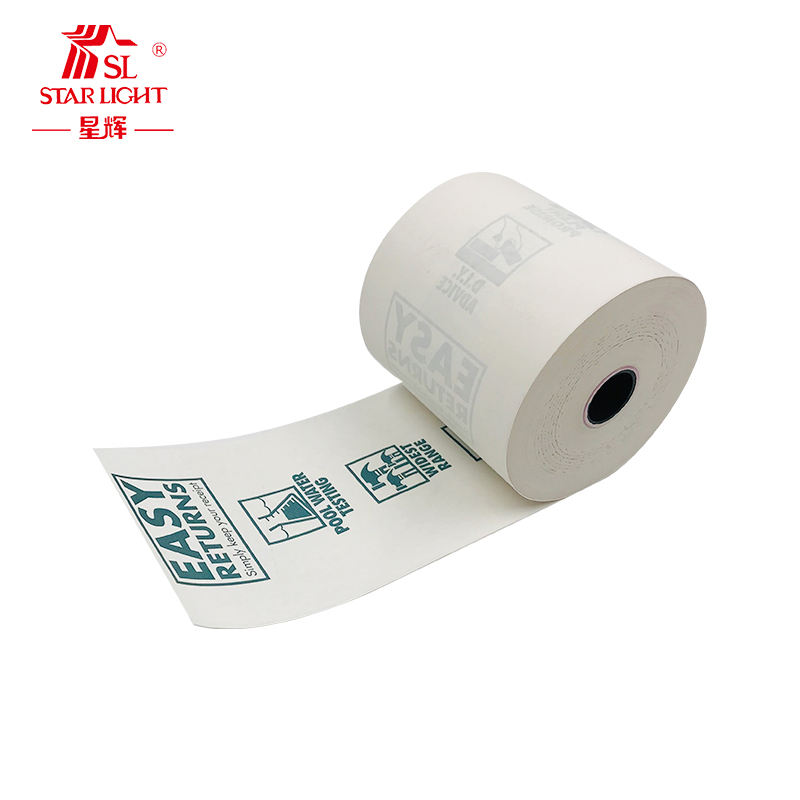 Quality certification color paper cheap price cashier carbon paper roll