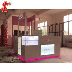 3D Cell phone Retail Kiosk Design, I fix Cell phone Kiosk