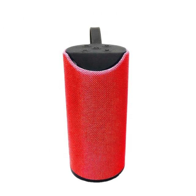 Hot Sale Amazon Original Waterproof Stereo Fabric Wireless Outdoor Music Bluetooth Speaker