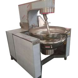 Planetary Jacketed Kettle With Industrial Agitator For Sauce
