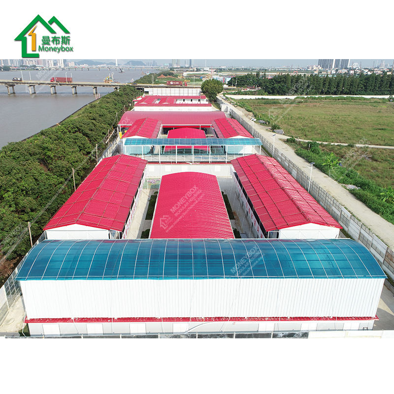 2018 trends made in china prefabricated low cost prices export modern luxury the prefab house