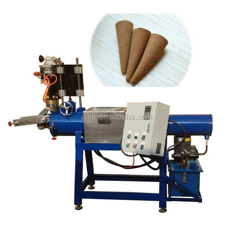 year new natural incenses cone incense make of machine Automatic cone Incense Making Machine