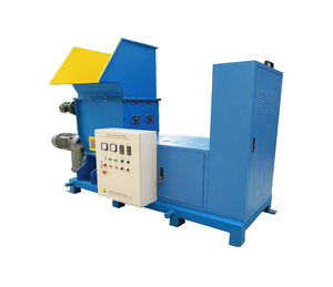 High quality newest EPS melting machine/industrial waste foam plastic, Eps EPE ingot with CE/plastic melter densifier