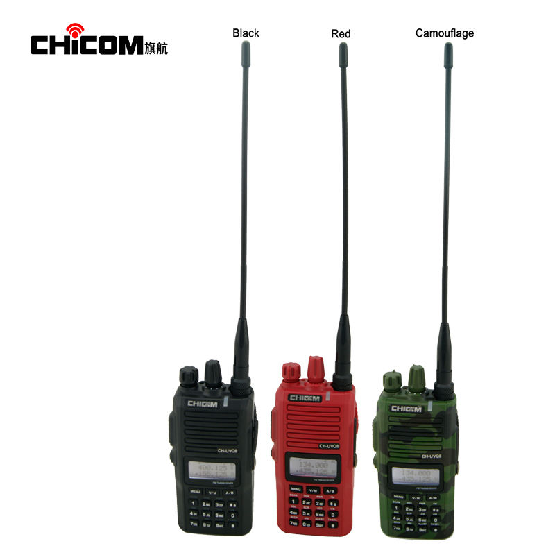 Dualband <span class=keywords><strong>vhf</strong></span> uhf radio CH-UVQ8 <span class=keywords><strong>vhf</strong></span>/uhf <span class=keywords><strong>handheld</strong></span> two way radio