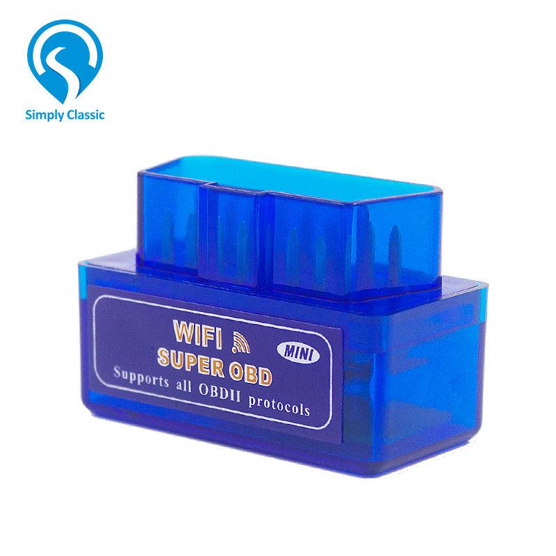 미니 ELM 327 블루투스 4 OBD OBD2 V2.1 OBDII 자동차 코드 스캐너 ELM327