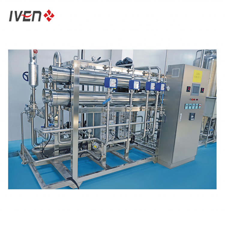 Distilled Water Machine Equipment