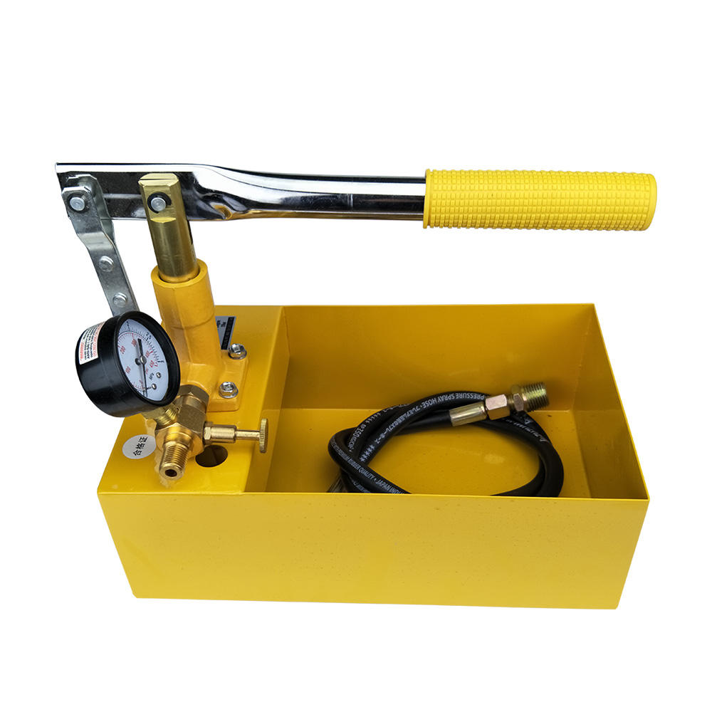 Chinese vendors good quality manual hydraulic pump test stand for sale