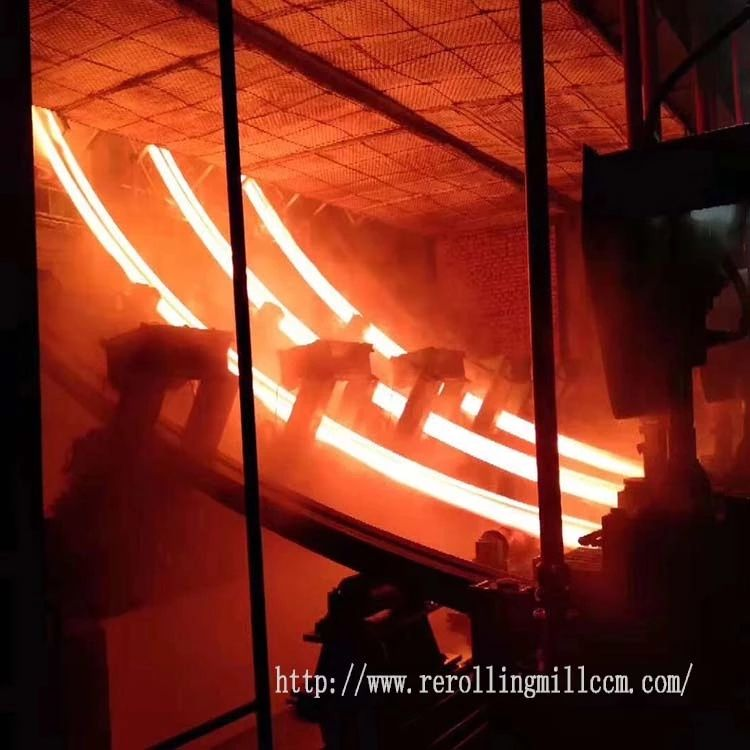 Slab Continuous Casting for Steel Billet Production Line
