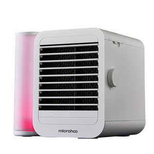 ออกแบบใหม่ USB TOP Air Cooler MINI Portable Air Conditioner พัดลม