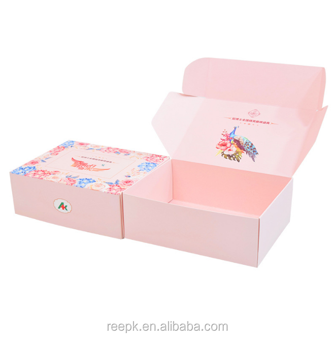 Factory Cheap Price Custom White Packing Box Paper Box Gift Box Packaging