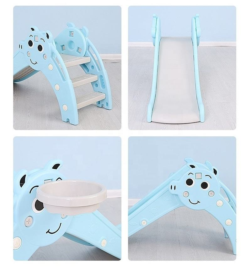 Plastic Slide For Kids 2020 Cheap Mini Kids Toy Plastic Multifunction Children Slide For Home