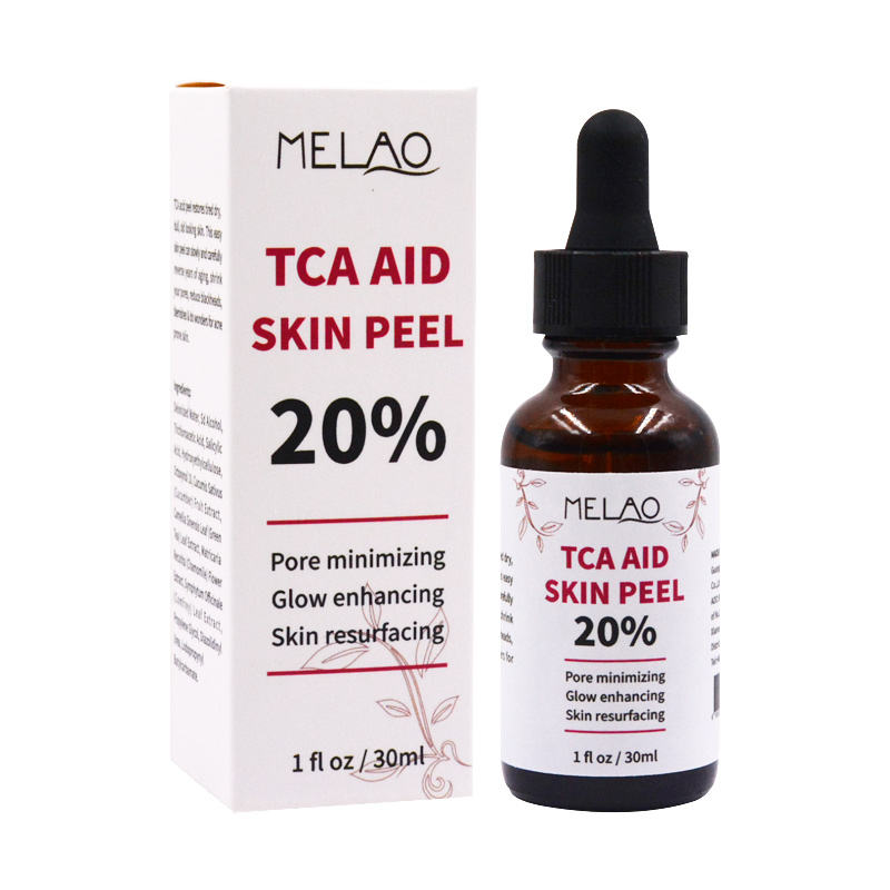 Amazon hot selling product all natural oem professional private label acid skin peel
