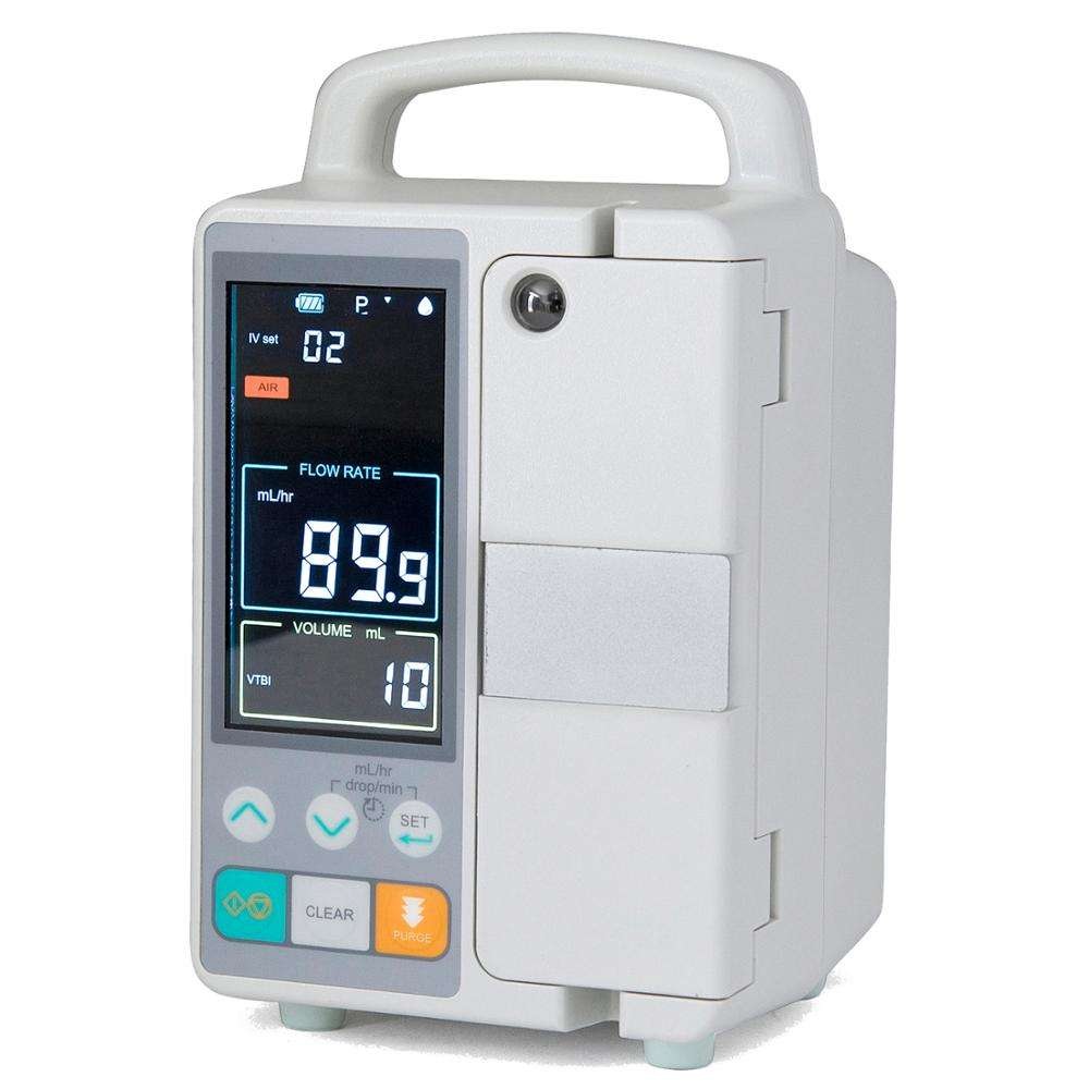 Factory Price High Quality MKR -I801 Infusion Pump With large screen