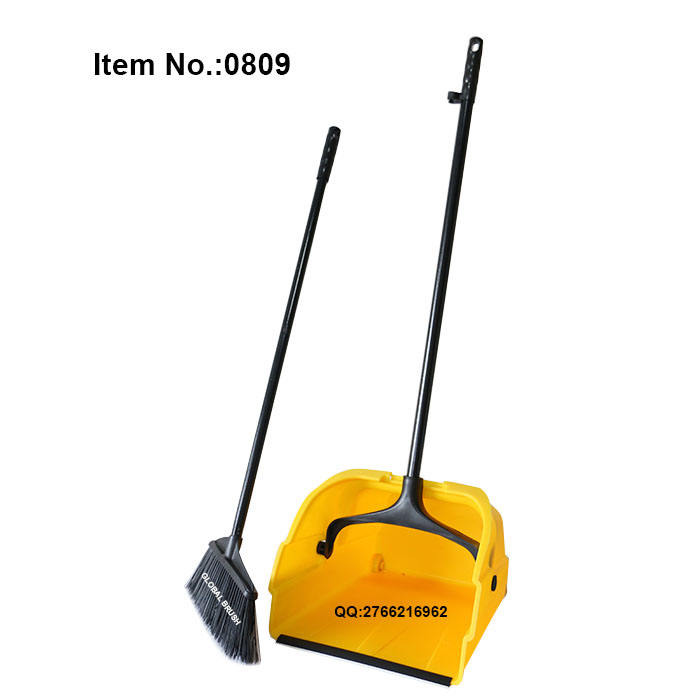 HQ0809 industrial cleaning jumbo dust pan no lid