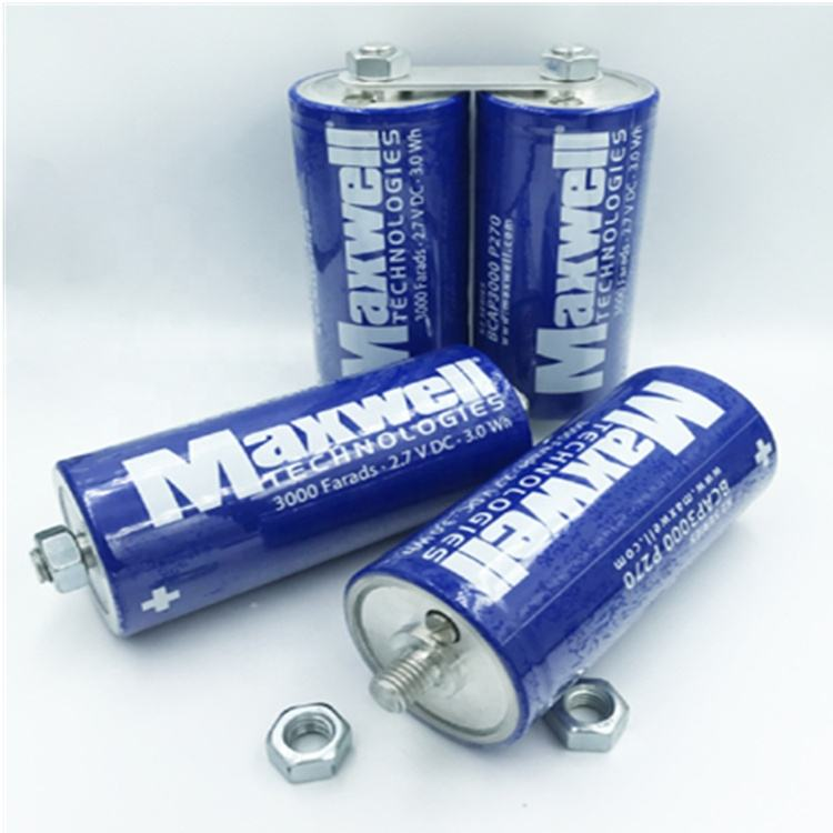NEW 2.7V3000F Electric Double Layer Capacitor Ultra Super capacitor