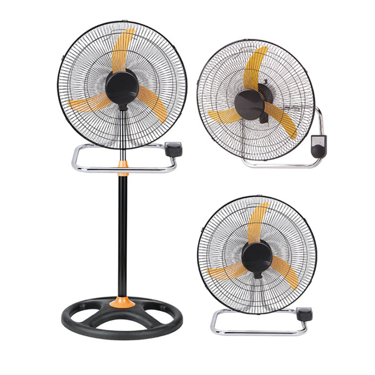 Big outdoor 18 inch low price home appliances high speed 220v table windy standing fan