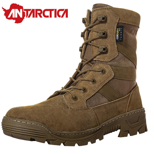 New American style high quality desert military boots waterproof and wear-resistant leather tactical boots