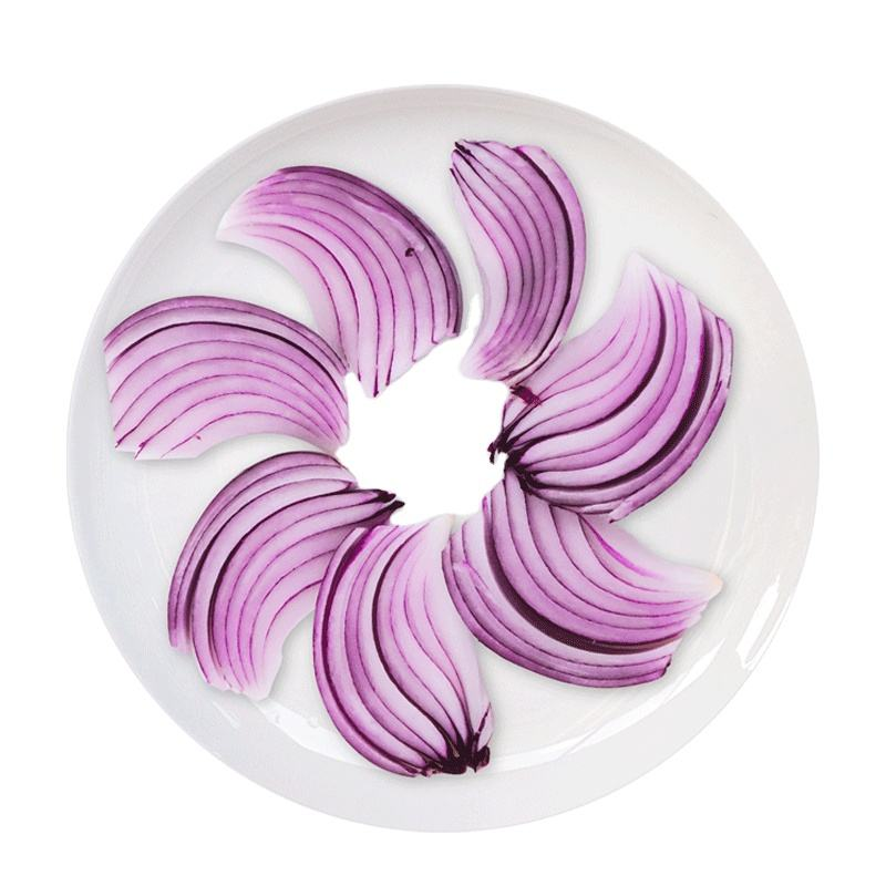red onion in fresh onions